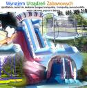 Zjeżdżalnie dmuchane - Tomasz Cisłak Mazowieckie i okolice
