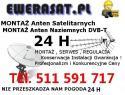 Nie Ma rzeczy Nie Możliwy - Montaż Anten AAK SYSTEMY Warszawa i okolice