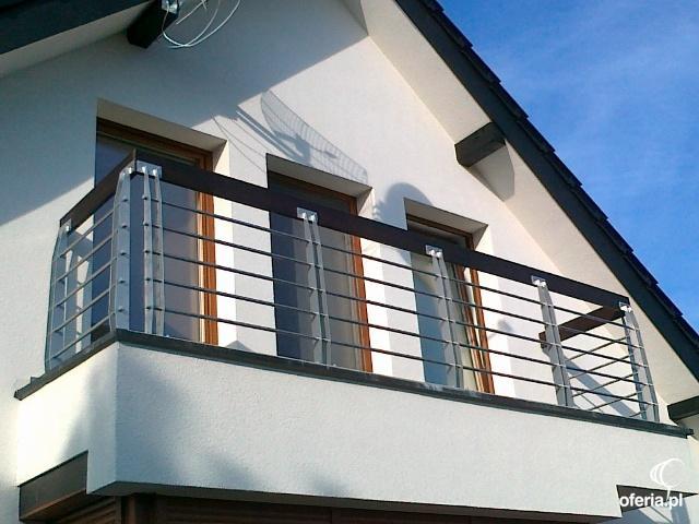 Montaż balustrady balkonowej cena