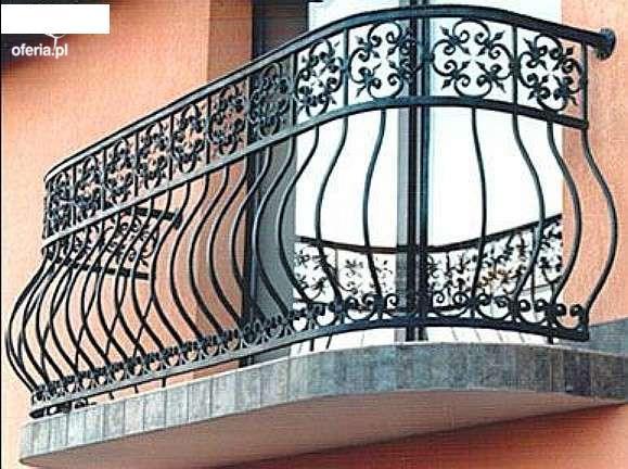 Koszt balustrady balkonowej