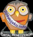 Logo portalu elearning poswojsku.info