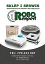 Sklep i Serwis Robotów Sprzątających
