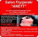 Salon fyzjerski damsko mę - Aneta Mazur Kraków i okolice