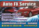 Auto FX Service Poznań i okolice