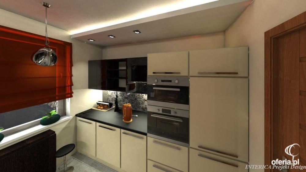 projektowanie wn trz projekty online aran acje konsultacje porady interica projekt design. Black Bedroom Furniture Sets. Home Design Ideas