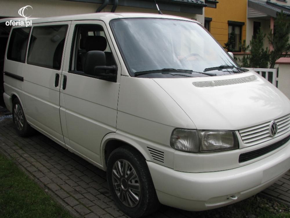 WYNAJEM  Bus Multivan Transporter CaravelleVW T4