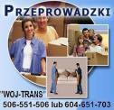 PRZEPROWADZKI-PROFESJONAL - Wojciech Jachimowicz Białystok i okolice