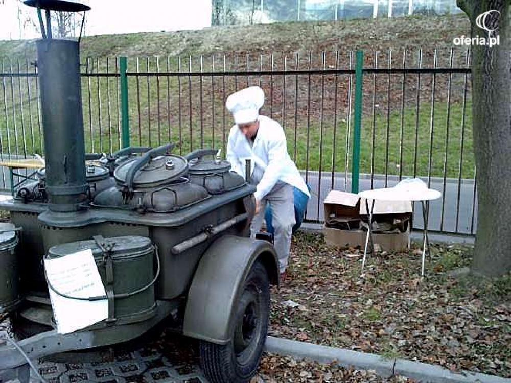 Kuchnia Polowa + GRILL  Korneliusz Jakimowicz Nieborowice