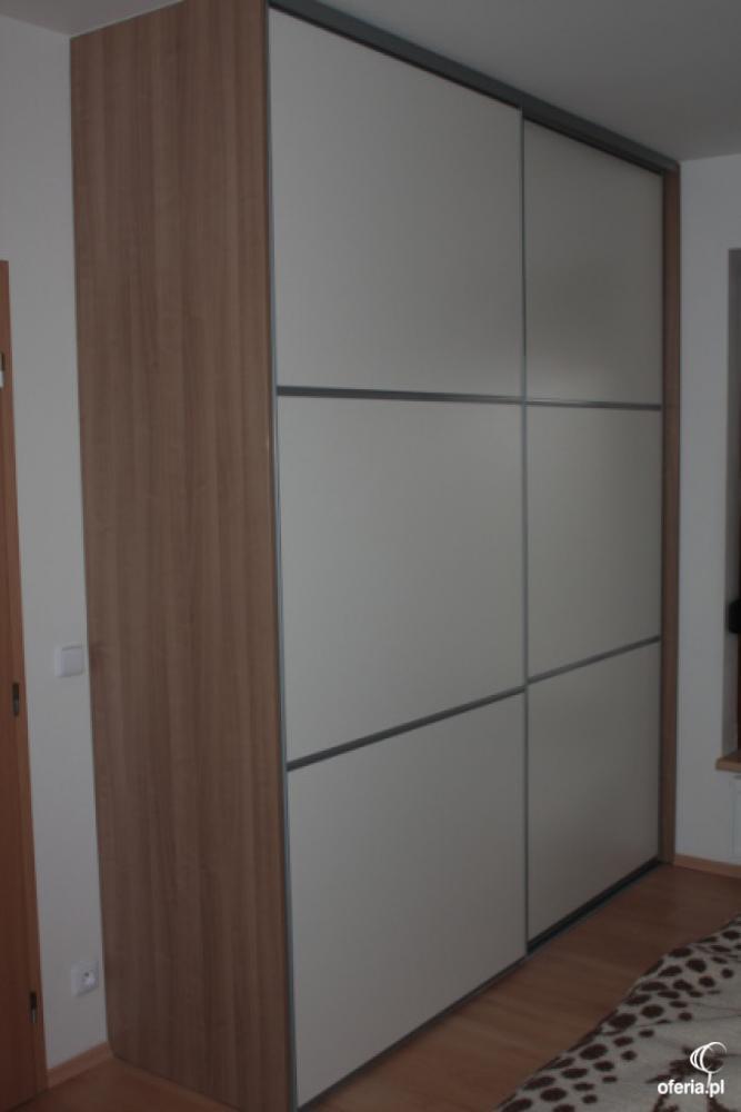szafy przesuwne meble na wymiar drzwi przesuwne sosnowiec. Black Bedroom Furniture Sets. Home Design Ideas