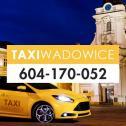 Taksówka Taxi Wadowice - Taxi Wadowice tel. 604 170 052 Wadowice i okolice