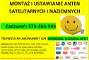 Ustawianie anten szczytno - Natalia Gutowska Zalesie i okolice