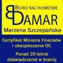 """Finanse pod kontrolą - Biuro rachunkowe """"DAMAR"""" Olkusz Kraków i okolice"""
