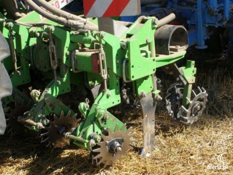 Rozstaw kukurydzy w rzędzie