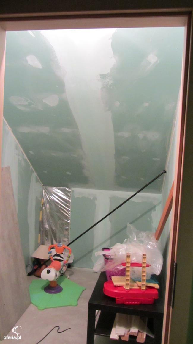 Mała łazienka Poddasze 160x250cm Legnica Zlecenia Oferiapl