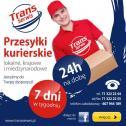 Przesyłki Kurierskie - Trans Serwis Przesyłki Kurierskie Wrocław i okolice