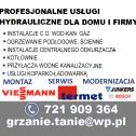 WARSZAWA BŁONIE PRUSZKÓW - IKOS SP. Z O.O. HYDRAULIK GAZOWNIK C.O WOD-KAN GAZ  PRZECISKI Piastów i okolice
