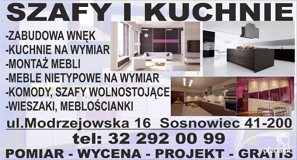 Kuchnie Szafy Indeco Sosnowiec Katowice śląsk Raty 0 Do