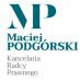 Maciej Podgórski Kancelaria Radcy Prawnego