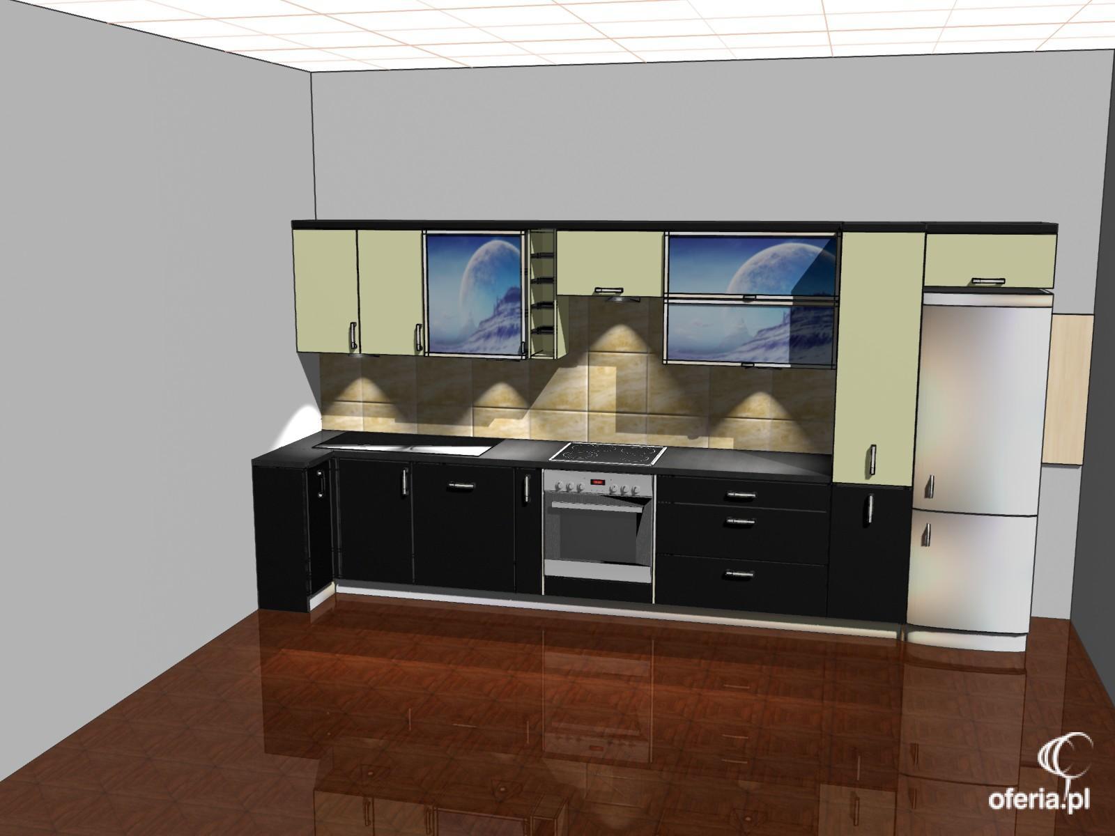 Wykonanie mebli kuchennych na wymiar Nowy Sącz • Zlecenia Oferia pl