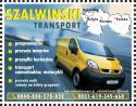 Transport, przeprowadzki - Przemysław Szałwiński Koszalin i okolice
