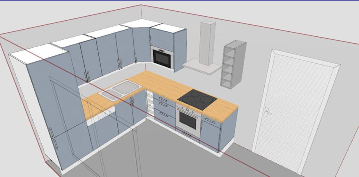 Montaż Kuchni Ikea Wieliczka Zlecenia Oferiapl
