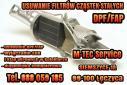 Usuwanie filtrów cząstek stałych DPF/FAP - M-TEC Service Łęczyca