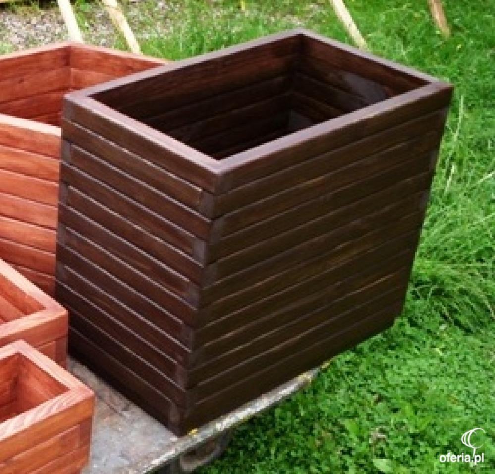 Meble Ogrodowe Drewniane Leroy Merlin : Donica drewniana ogrodowa donice drewniane wymiar • Oferiapl