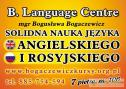 Come to us-you will pass! - Bogusława Bogaczewicz Łódź i okolice