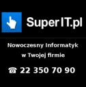 SuperIT - Twój Informatyk - Robert Roszkowski Warszawa i okolice