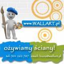 Www.wallart.pl malujemy! - Wallart - Tomasz Smieszkoł Warszawa i okolice