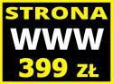 Strona internetowa WWW CMS od 399zł brutto FV - DIGITAL-IT Szydłowiec