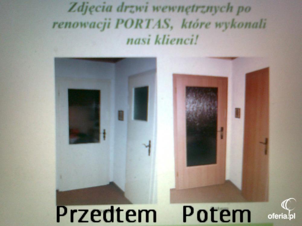 Renowacja drzwi wewnętrznych warszawa