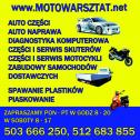 MOTOWARSZTAT - Mateusz Greniuk Niedrzwica Kościelna i okolice