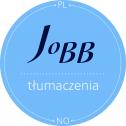 JoBB tłumaczenia Joanna Barbara Bernat Gdańsk i okolice