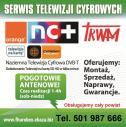 TV SAT anteny 501987666 - Montaż Anten TV SAT Zielona Góra i okolice